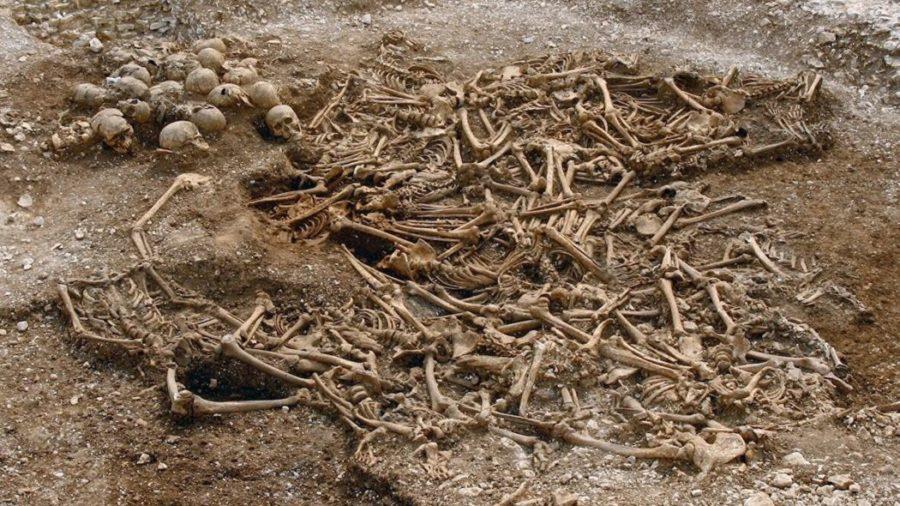 Безголовые викинги из Дорсета