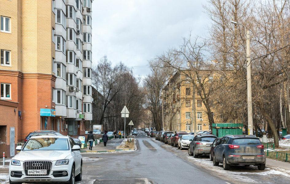 Детская улица