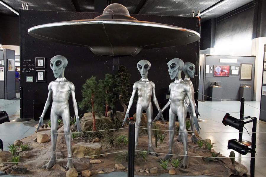 Международный музей НЛО (США, Нью-Мексико)