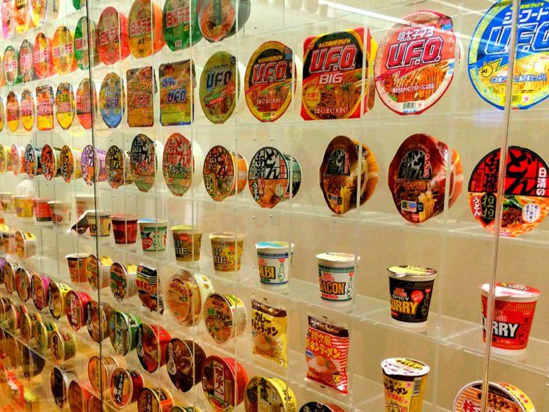 Музей лапши быстрого приготовления (Япония, Осака)