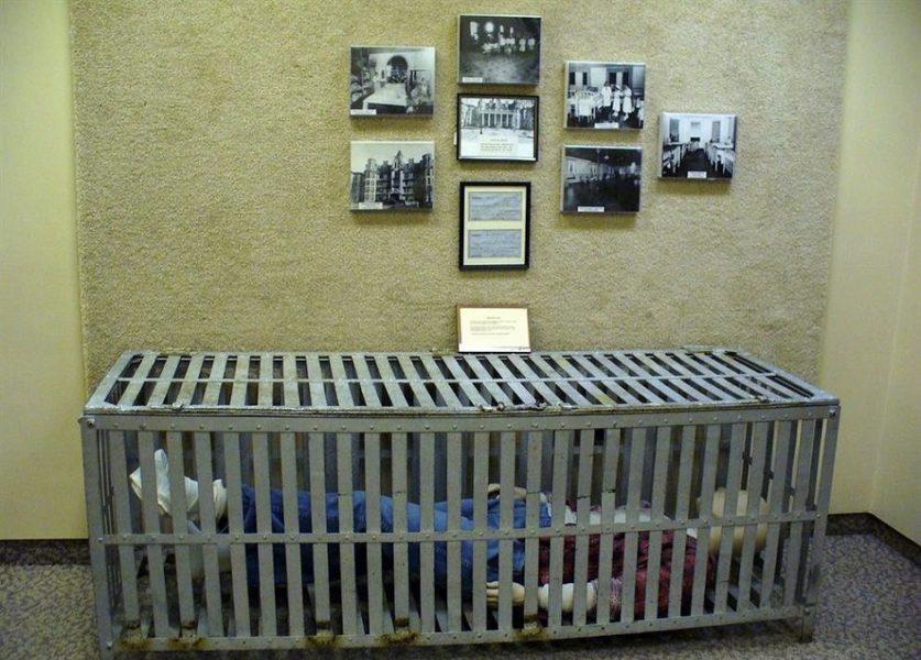 Психиатрический музей Глор (США, Сент-Джозеф)