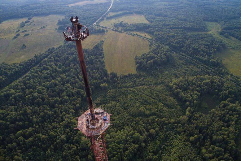 Телевизионная башня высотой 350 м, Галич