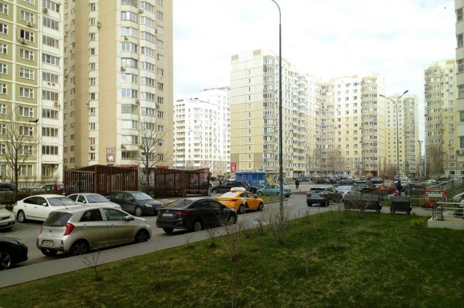 Улица Кашенкин Луг