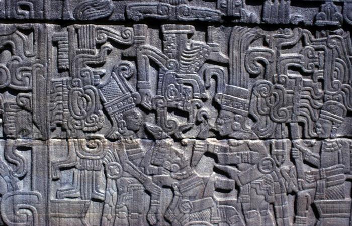 Жертвоприношения ацтеков